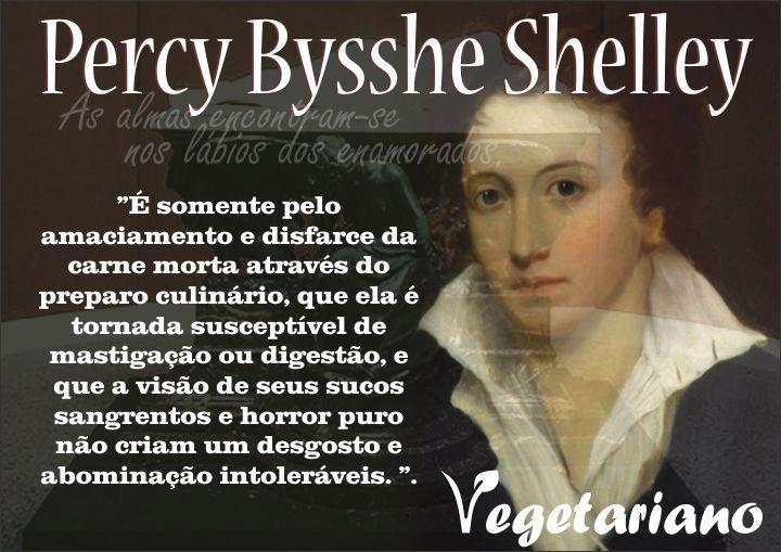 vegetariano-percy-bysshe-shelley