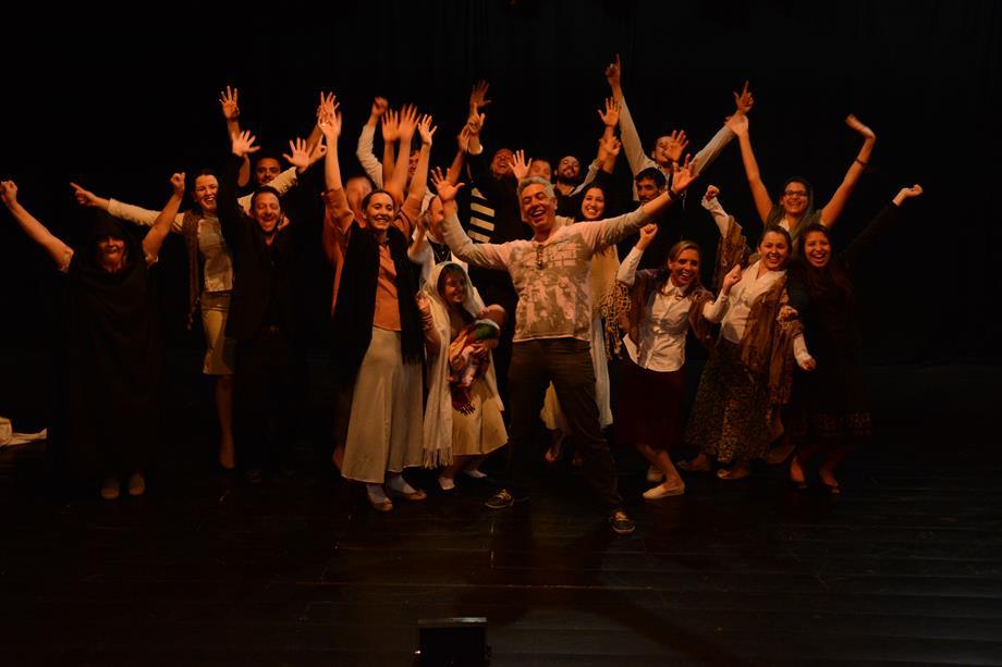 Cobertura de Peças de Teatro - Teatro Lala Schneider