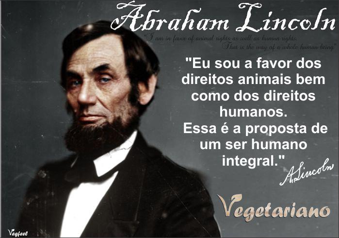 abraham-lincoln-vegetariano