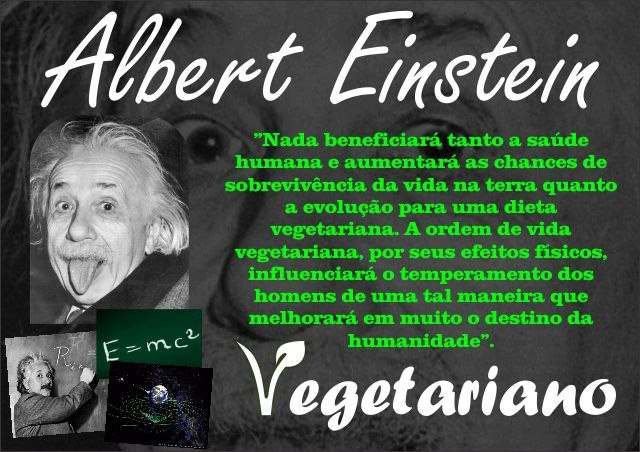 albert-einstein-vegetariano