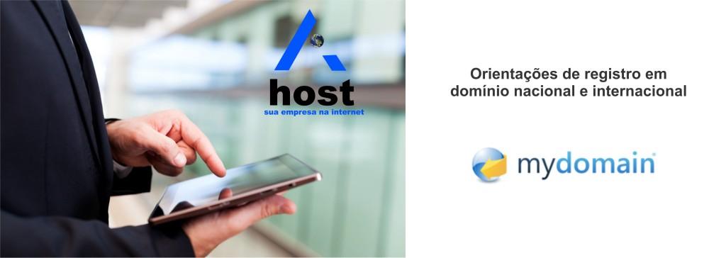 a host hospedagem de sites