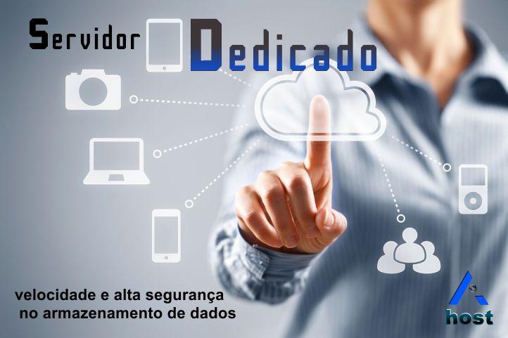 servidor dedicado site