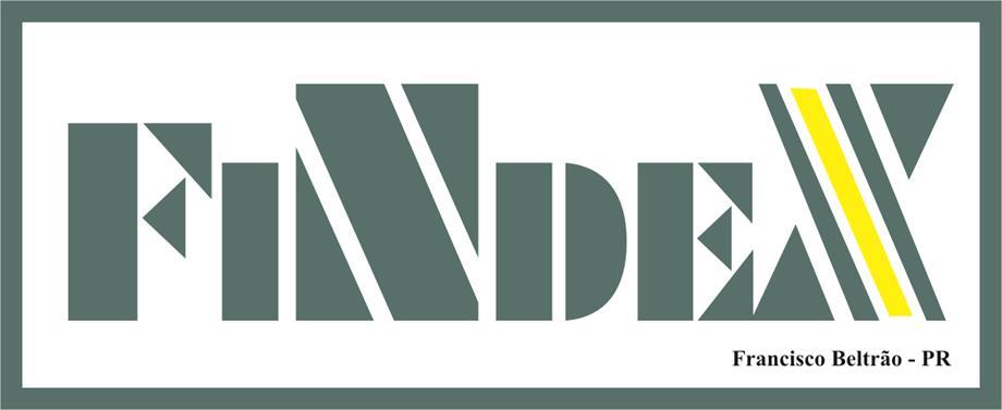 Logotipo FINDEX -  Incubadora de Empreendimentos Inovadores e Tecnológicos