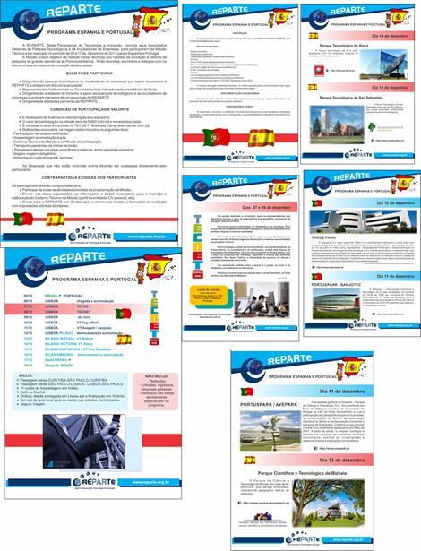 Programa Espanha e Portugal - REPARTE