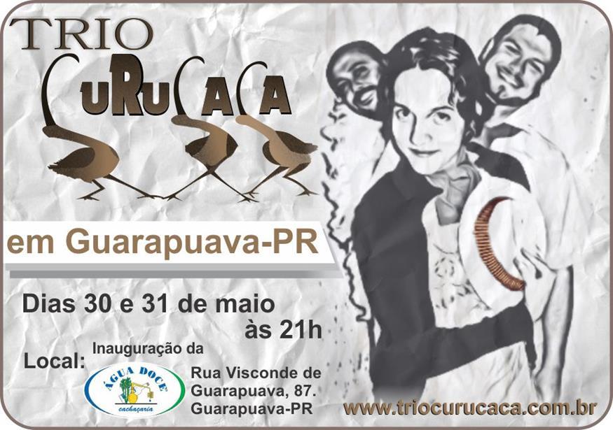 Divulgação - Trio Curucaca - Música