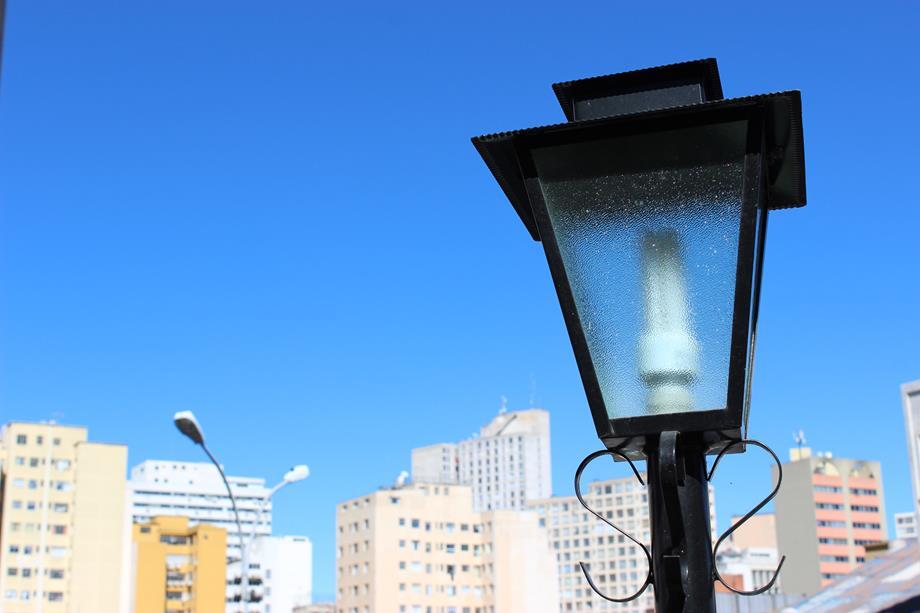 A Luz de Céu Azul